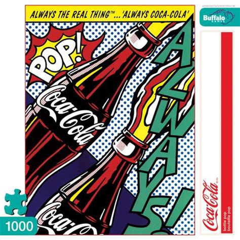 Jigsaw Puzzle Worldwide Bottles 1000 1000 images about coca cola puzzles by buffalo on