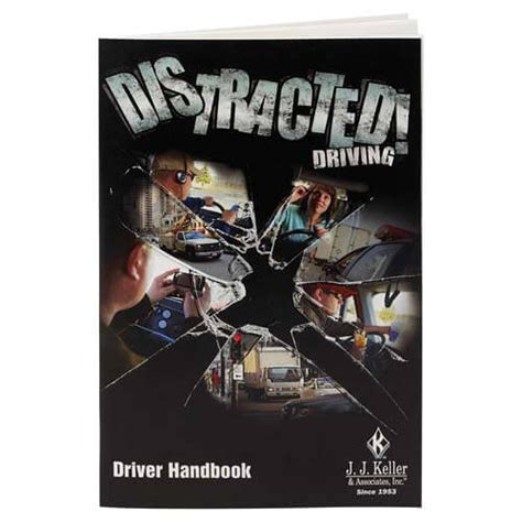 driver books distracted driving driver handbook