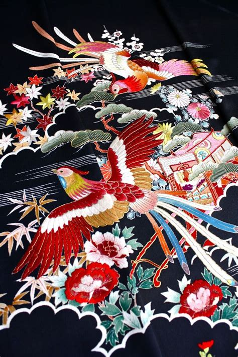 japanese kimono fabric this is absolutely lovely