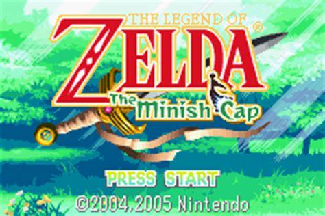 emuparadise zelda minish cap the legend of zelda the minish cap u dcs rom