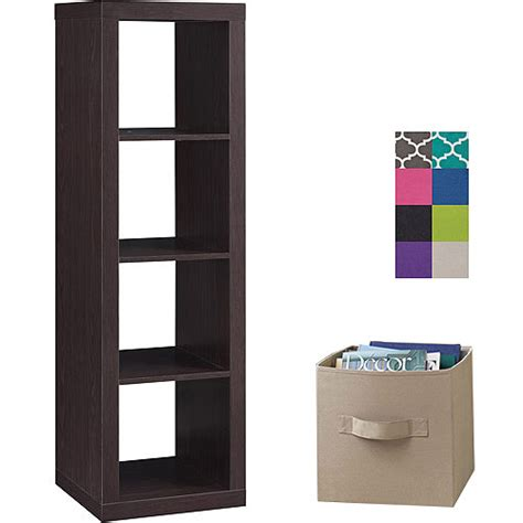 better homes and gardens 4 cube organizer with 4