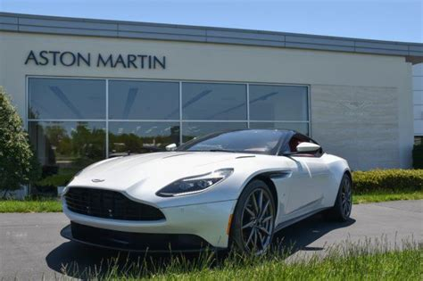 Aston Martin Greensboro by 2017 Aston Martin Db11 Greensboro Nc 22019163