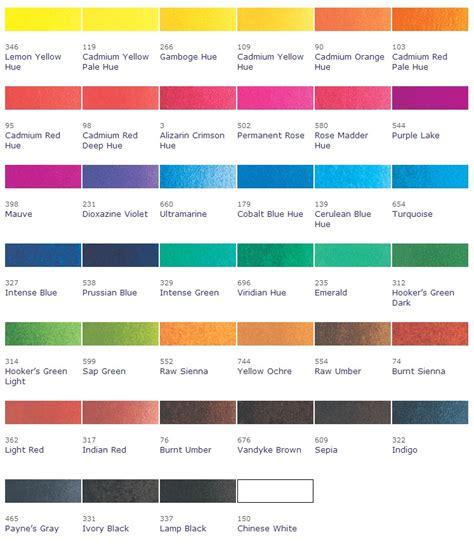 Obral Tb34 Uk 40 21 winsor newton cotman watercolours 21ml 40 colours free uk post