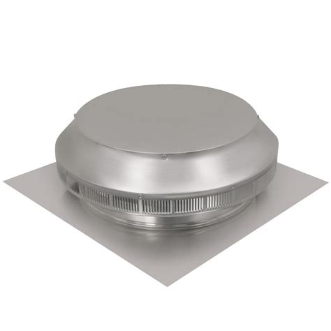 Ceiling Louvers Vents by Active Ventilation 14 In Dia Aluminum Roof Louver Exhaust