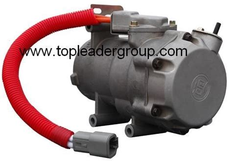 dc scroll air conditioner compressor dlcp