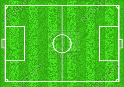 football pitch soccer field vector image  backgrounds