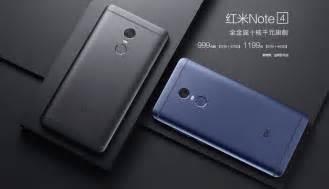 Redmi Note 4 Xiaomi Redmi Note 4 Gets New Color Variants Gizmochina