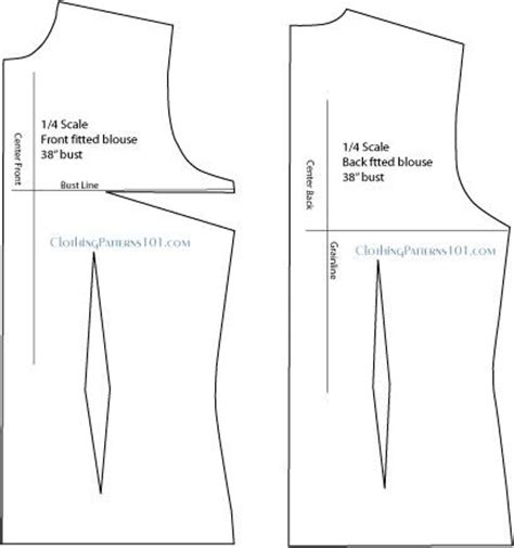 pattern drafting for shirt 21 best images about blouse body styles on pinterest