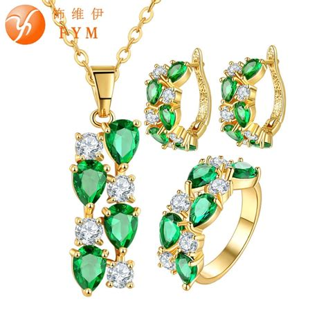 Monalisa Jewelry Set fym wedding bridal mona jewelry sets yellow