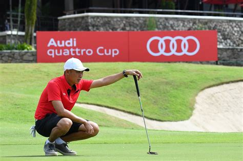 Audi Golf Cup by The Audi Quattro Cup 2017 To Be Held At Mines Resort