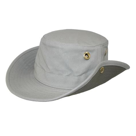 t3 cotton duck snap up brim hat by tilley safari