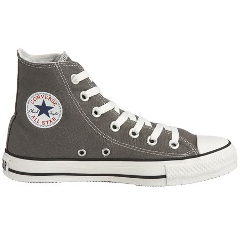 Converse Hi Gray converse grey high tops www pixshark images