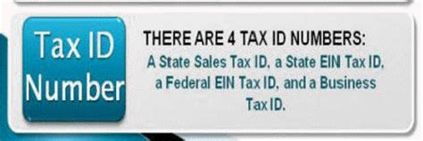 Lookup Federal Tax Id Number Federal Tax Id Numbers Employer Identification Number
