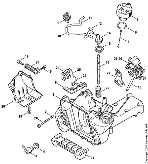 stihl 020t parts diagram search results for stihl chainsaw parts diagram 028 av