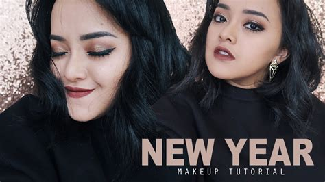 Makeup Lizzie Parra new year makeup tutorial lizzie parra