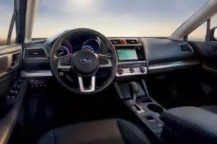 Subaru Legacy 2015 Interior 2015 Subaru Legacy Look Photo Gallery Motor Trend