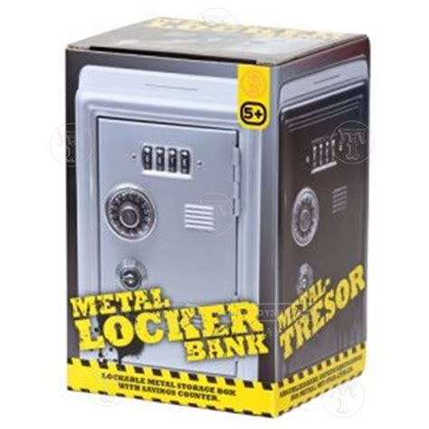 Letter Bank Lost Locker Key Locker Money Bank Gifts Time