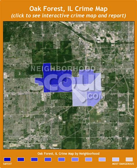 houses for sale in oak forest il oak forest crime rates and statistics neighborhoodscout