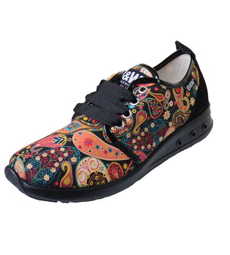 paisley pattern house shoes break walk trainers b w boots with paisley pattern ebay
