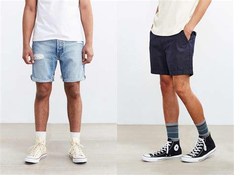 Kaos Kaki Anak Cewek Cowok 2 4th pria perlu tahu ini 5 trik gunakan celana pendek agar terlihat lebih stylish