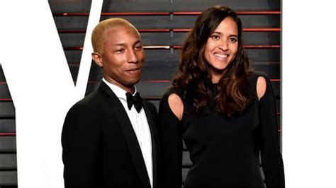 helen lasichanh parents pharrell williams and helen lasichanh welcome happy and