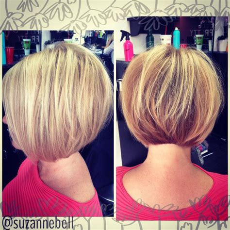 bobs with slight stack 70 best images about hair i wish i had on pinterest