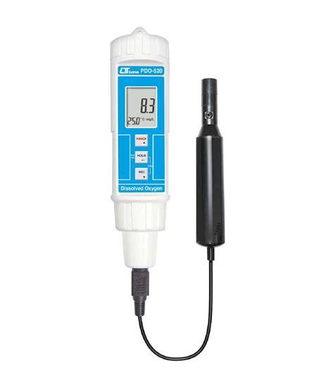 Promo Eutech Do450 Dissolved Oxygen Meter Lutron Electronic Dissolved Oxygen Meter Pdo 520 Buy
