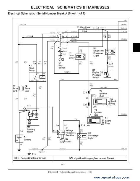Deere 737 Parts Diagram