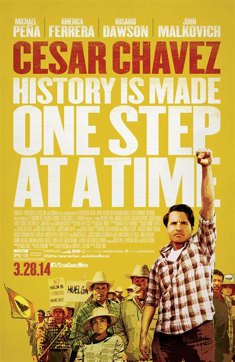 biography movie s 2014 rediscovering cesar chavez movies book focus on labor
