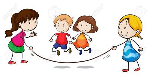 Skipping Dewasa Dan Anak Anak olahraga lompat tali