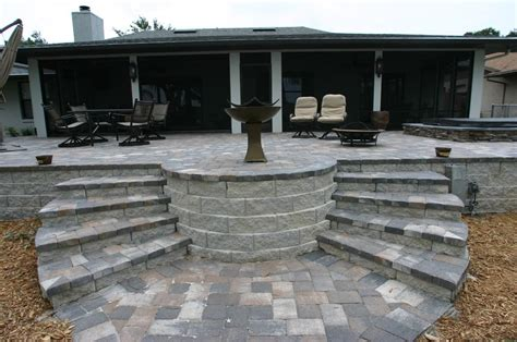 Patio Pavers Orlando Patio Paver From Orlando Brick Pavers Inc In Orlando Fl 32808