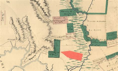 land grants map history late 1800s