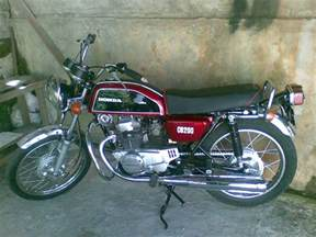 Honda Vintage Motorcycle 1976 Honda Cb 200 Specifications And Pictures Classic