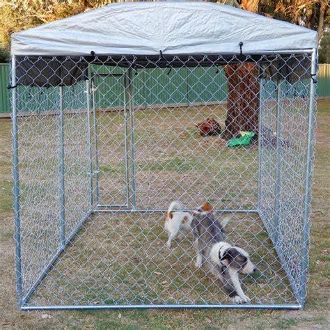 Pavillon 2m X 3m by 3m X 2m X 2 1m Kennel Run Pet Enclosure Run Animal