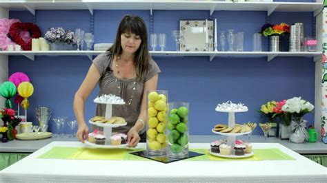 how to decorate a dessert table with fruit table