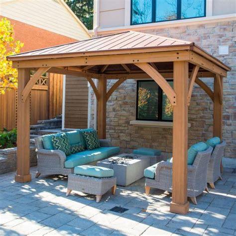 build your own gazebo best 25 diy gazebo ideas on pergola patio