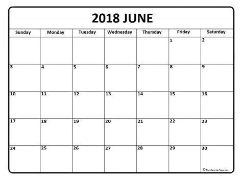 free printable blank calendar june 2018 june 2018 calendar 51 calendar templates of 2018 calendars