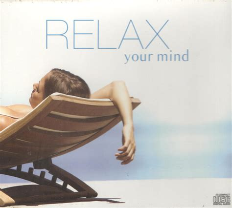 relax my buy relax your mind audio cd health audio cd relax your mind 2013
