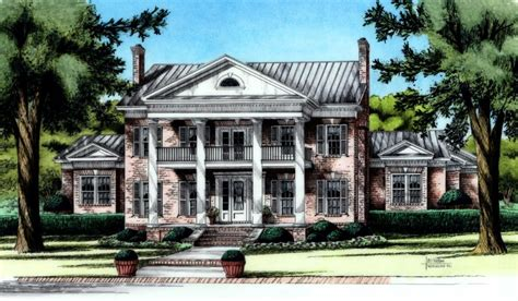 Classic American Stock House Plans Briar Rose Briarrose