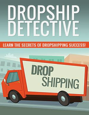Learning The Secrets Of Reports your free report dropship detective
