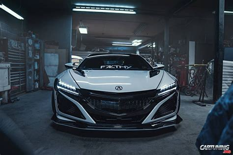 Acura Nsx Wide Kit by Acura Nsx 2018 Wide Front