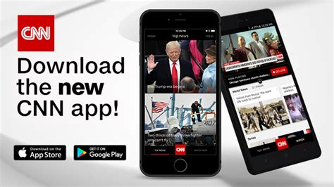 cnn mobil cnn debuts reimagined mobile app
