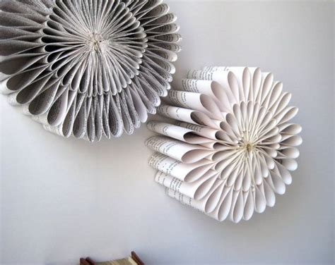 Folded Paper Sculpture - paper sculpture folded book paper sculpture