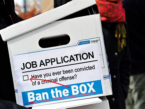 Effect Of Criminal Record On Employment Ban The Box Caign Reduces Black Employment In The Us World Finance