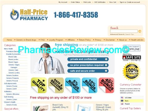 at our accredited canadian pharmacy online your health half price pharmacy com online pharmacies reviews