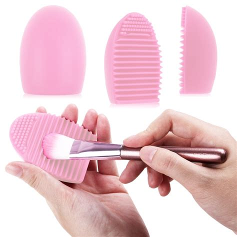 Cosmetic New Brushes Clean Gloves makeup brush cleaning glove uk fay