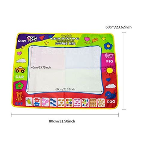 doodle mat malaysia aqua doodle mat amytalk 4 color children water drawing mat