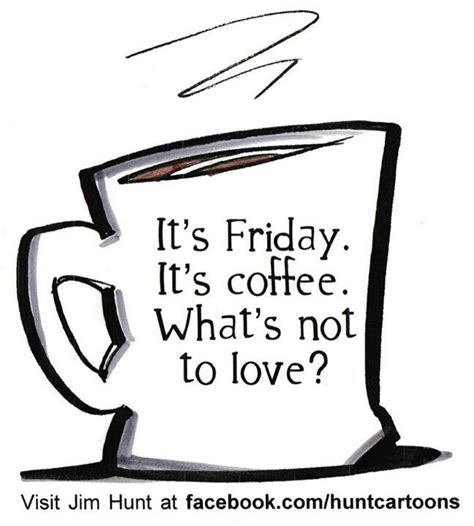 tgif and tgic thank goodness it s coffee coffee funny