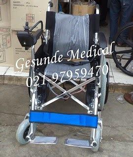 Kursi Roda Listrik alat kesehatan grosir kursi roda baterai ky116la