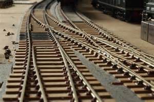 Trackwork Sleepers by Handbuilt Track Handbuilt Track Templot Rmweb